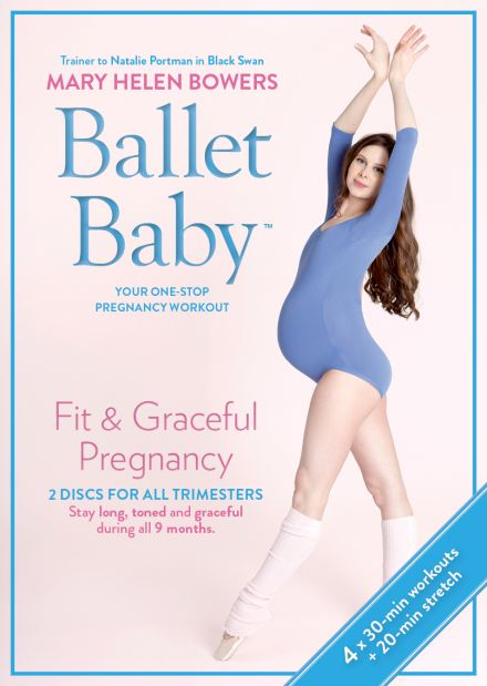Ballet Baby: Fit & Graceful Pregnancy DVD Bundle
