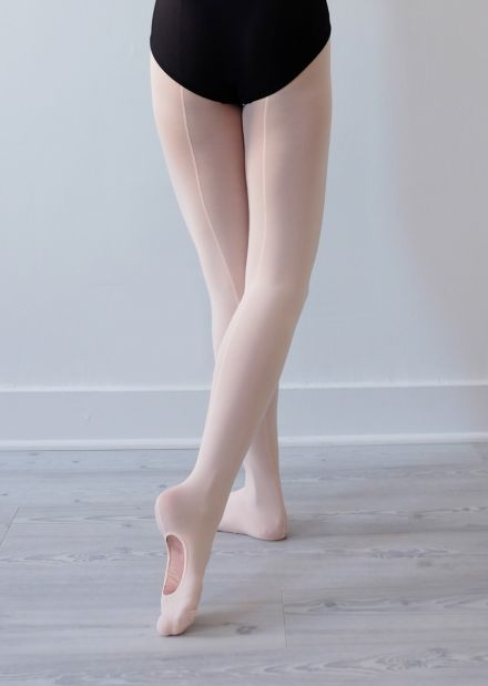 NEW! Convertible Seamed Tights