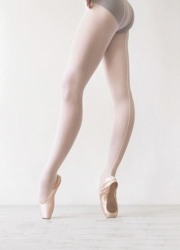 Ballet Beautiful Seamed Tights