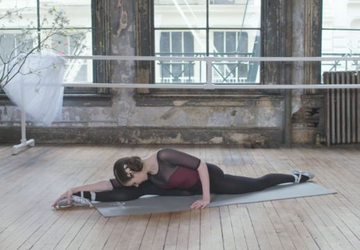 Classic Split and Hamstring Stretch