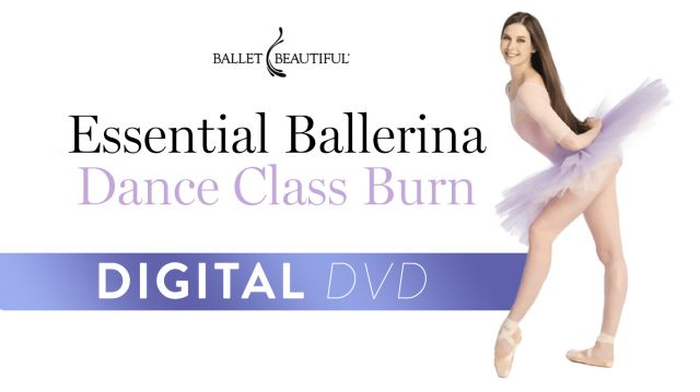 Essential Ballerina: Digital DVD!