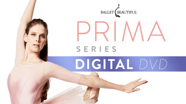 Prima Series: Digital DVD!