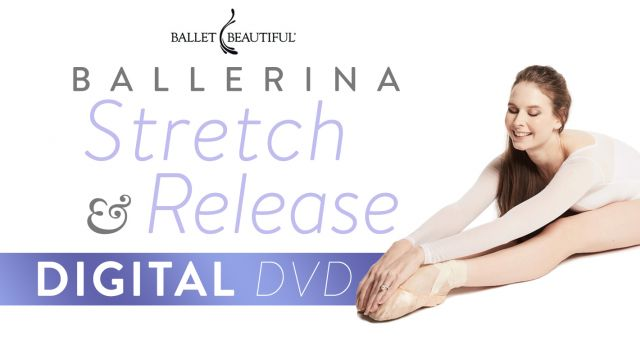 Stretch and Release: Digital DVD!
