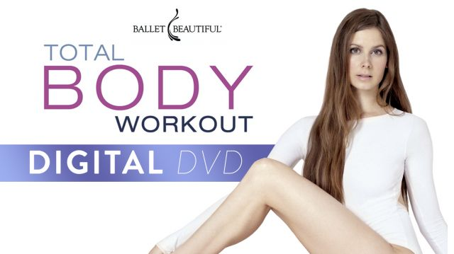 Total Body Workout: Digital DVD!