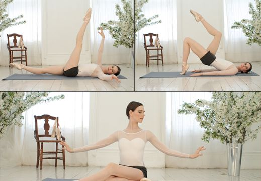 Ballet Beautiful Bridal Series: Core Strength & Lengthening