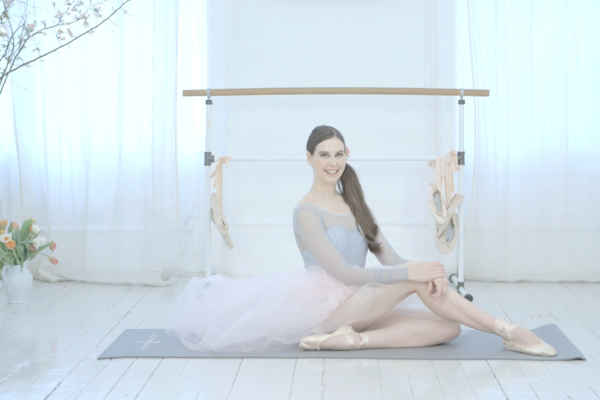Stretching. A Ballerina's How-To Tutorial!