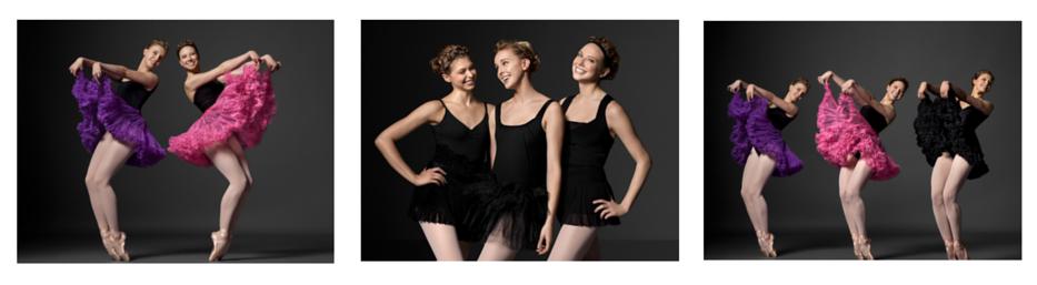 Brittany Hillyer Favorite ballet