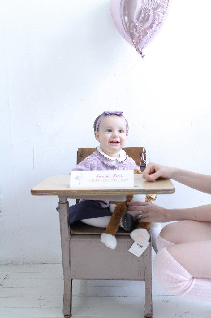 Ballet Baby Launch Party, October 28, 2014