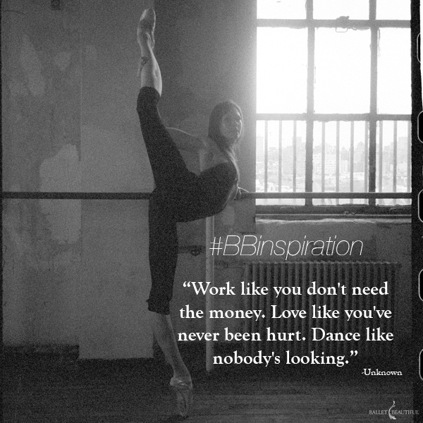 #BBinspiration - Dance