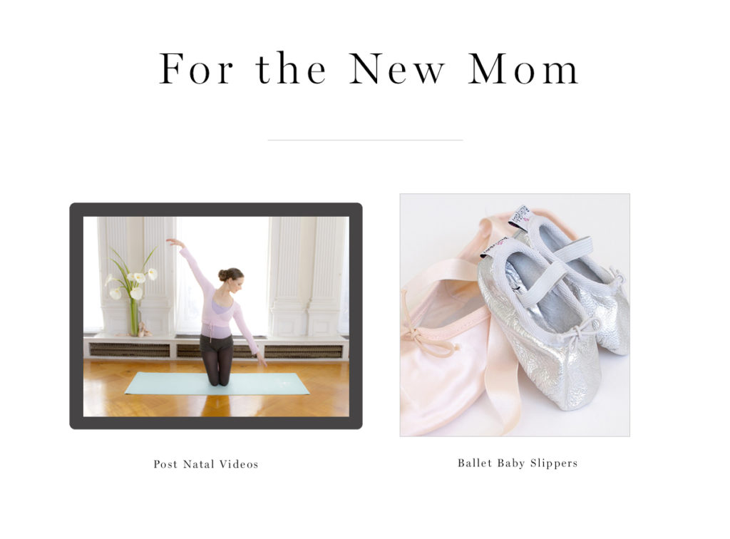 For the New Mom