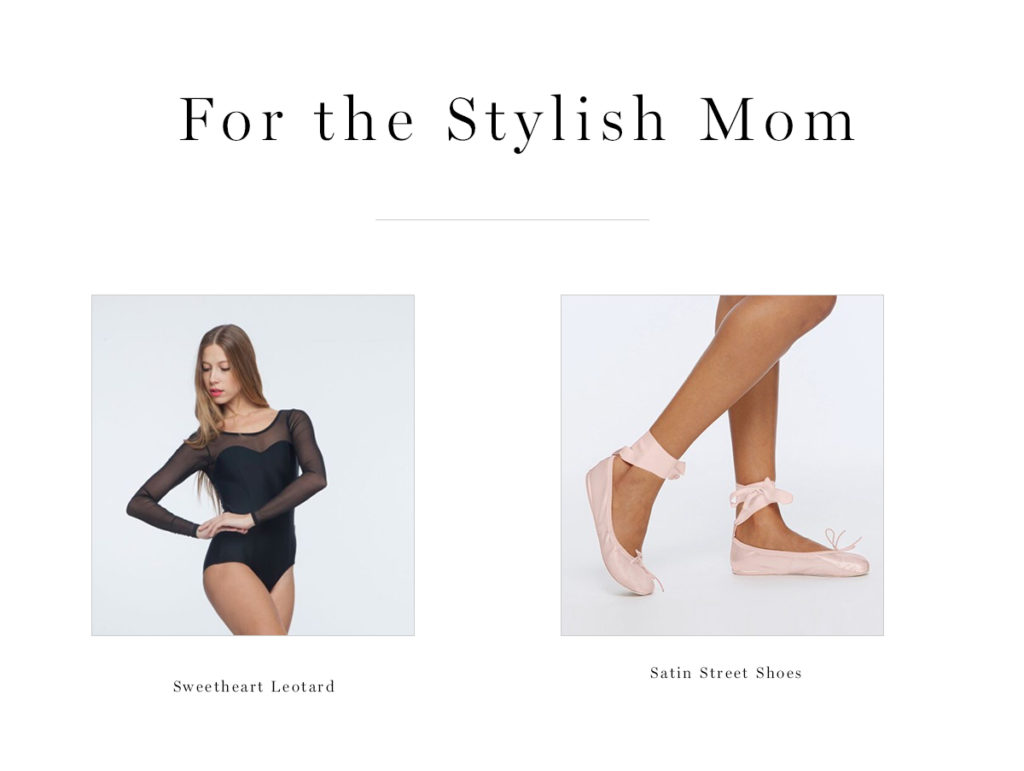 For the Stylish Mom