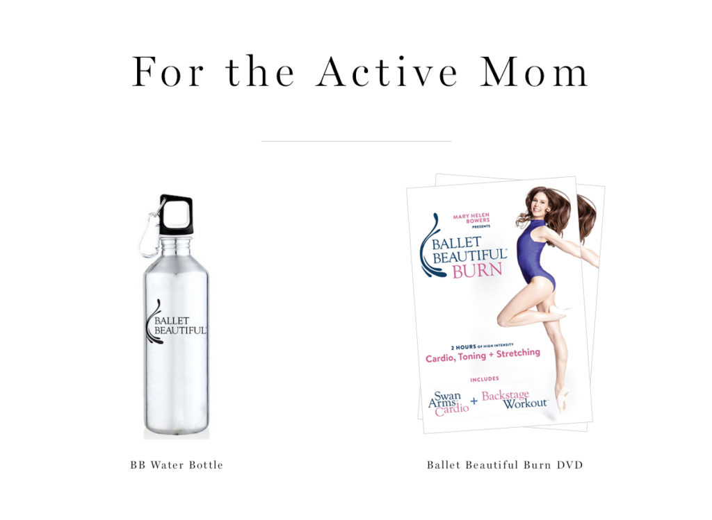 For the Active Mom