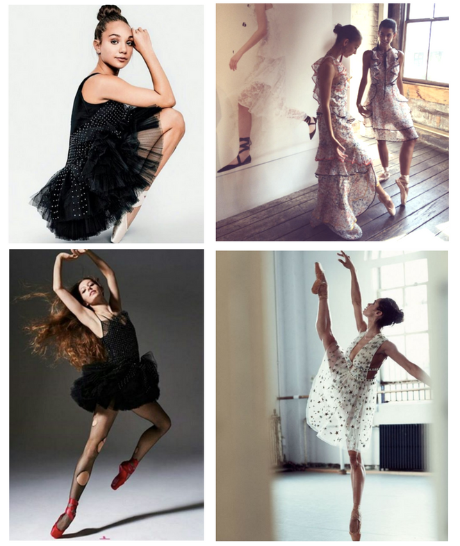 New York Fashion Week, Ballet Beautiful Style!