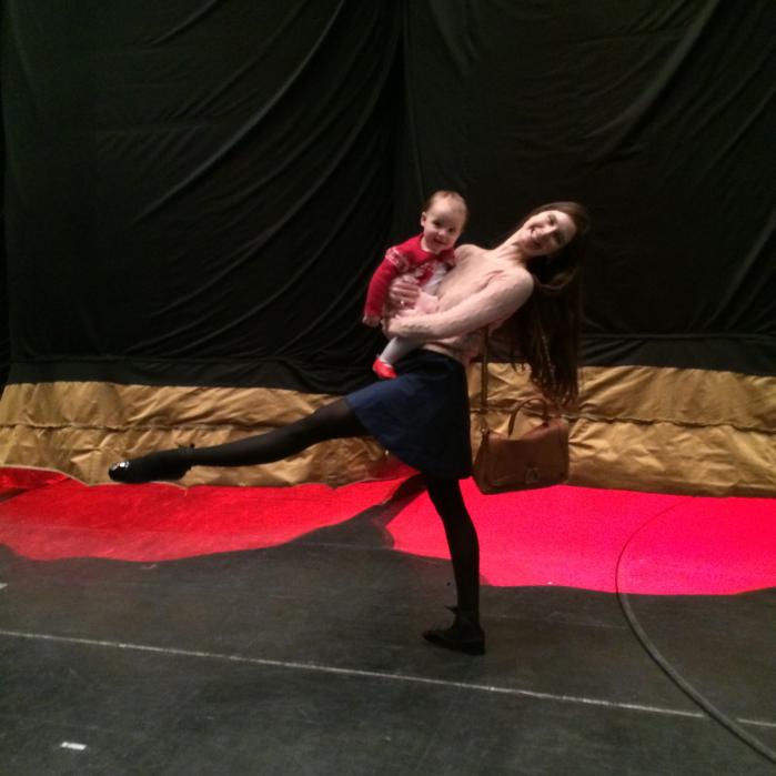 Ballet Beautiful trainer Samantha