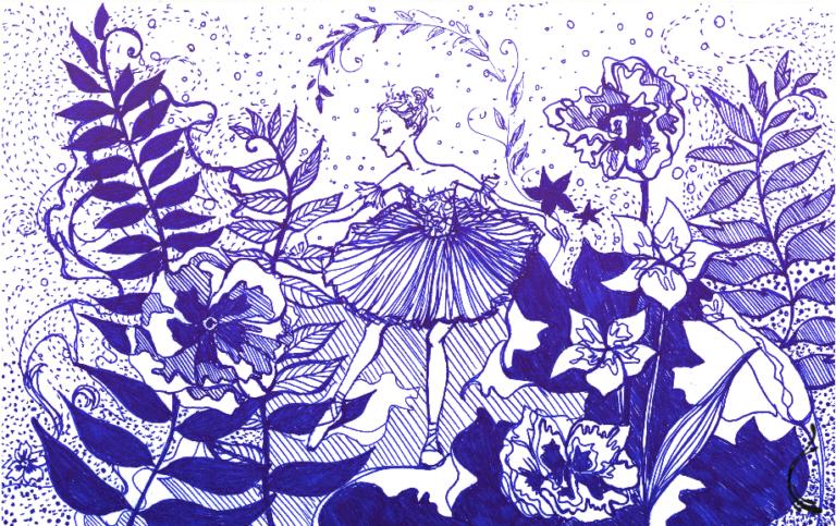 Dance of the Sugar Plum Fairy