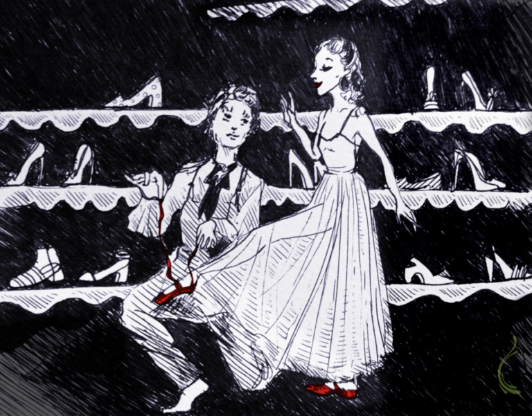 Dance Film Favorites: The Red Shoes