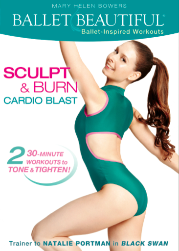 Our all NEW Sculpt & Burn Cardio DVD is here!