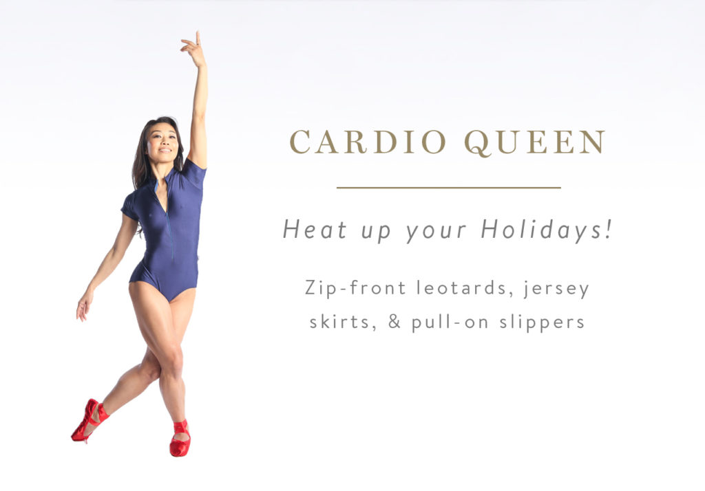 Cardio Queen - Heat up your Holidays