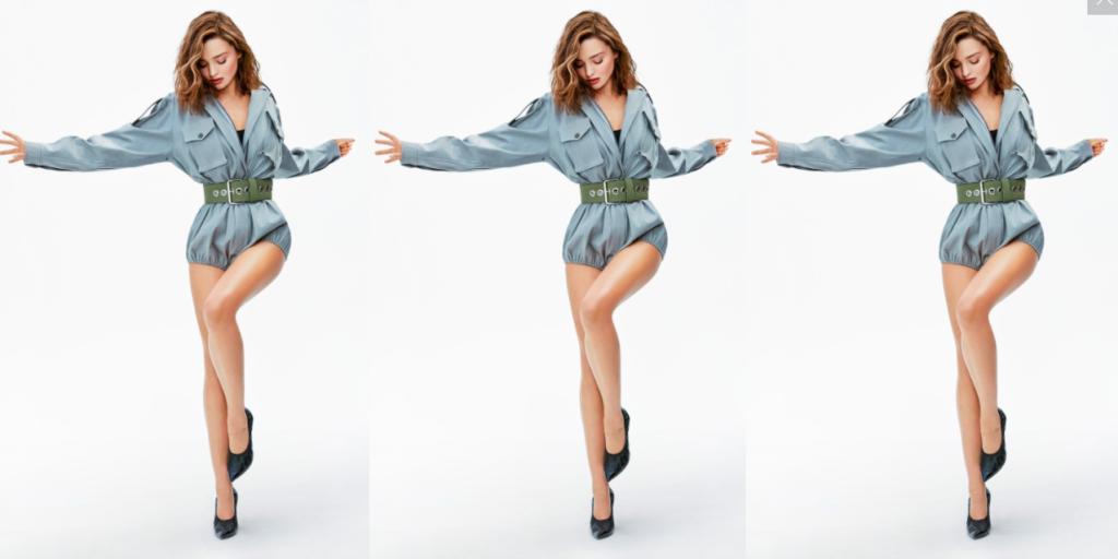 Ballet Beautiful is Miranda Kerr's workout