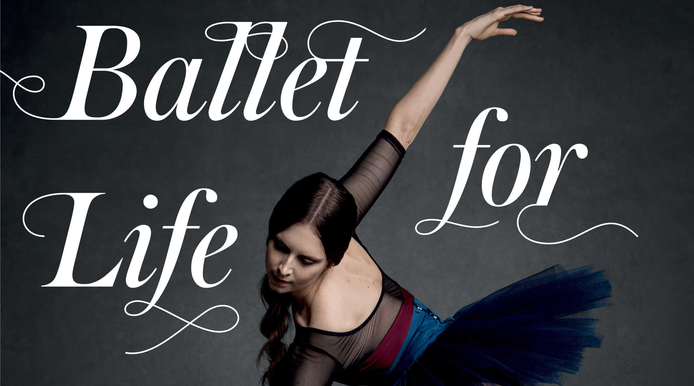 A Peek Inside Mary Helen's New Book: Ballet for Life