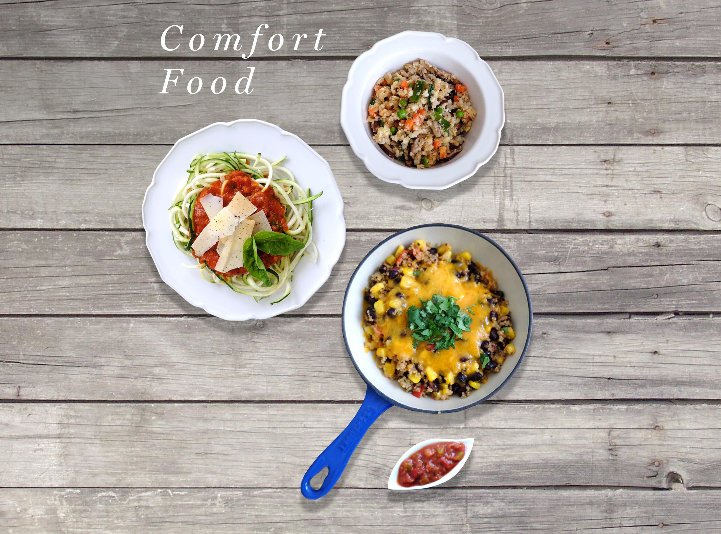 Cold-Weather Comfort Foods