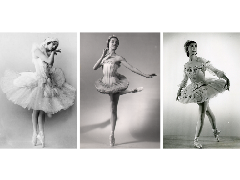 Trailblazing Ballerinas