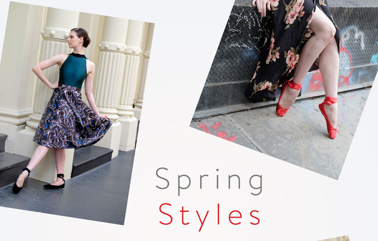 Street Styles for Spring!