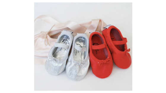 Ballet Beautiful Baby Slippers
