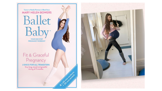 Ballet Beautiful Ballet Baby Workouts