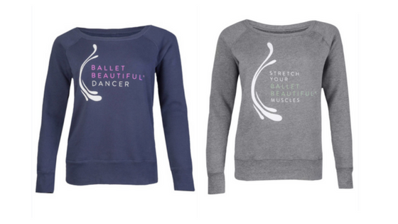Ballet Beautiful Sweatshirts