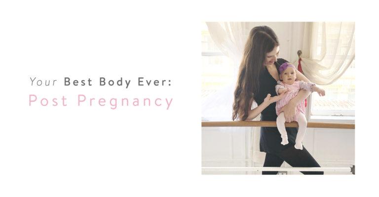 Mary Helen's Post Pregnancy Tips