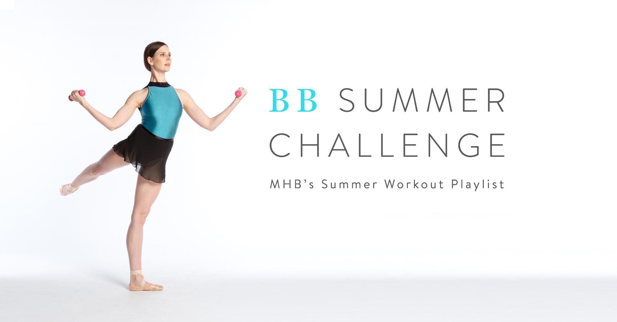 Mary Helen's Summer Challenge!