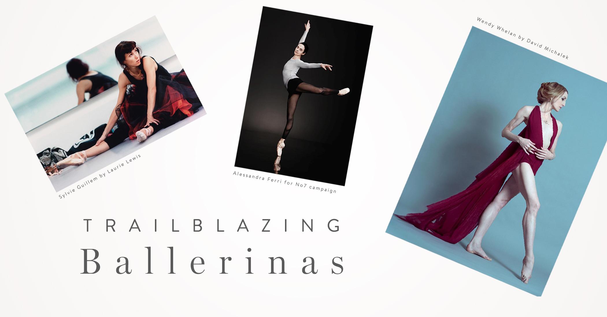 Trailblazing Ballerinas