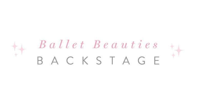 Ballet Beauties!