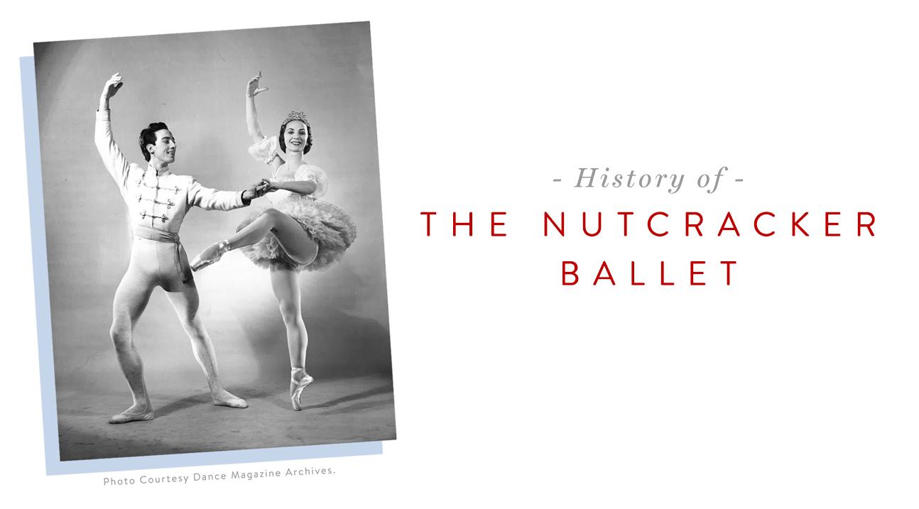 History of the Nutcracker Ballet