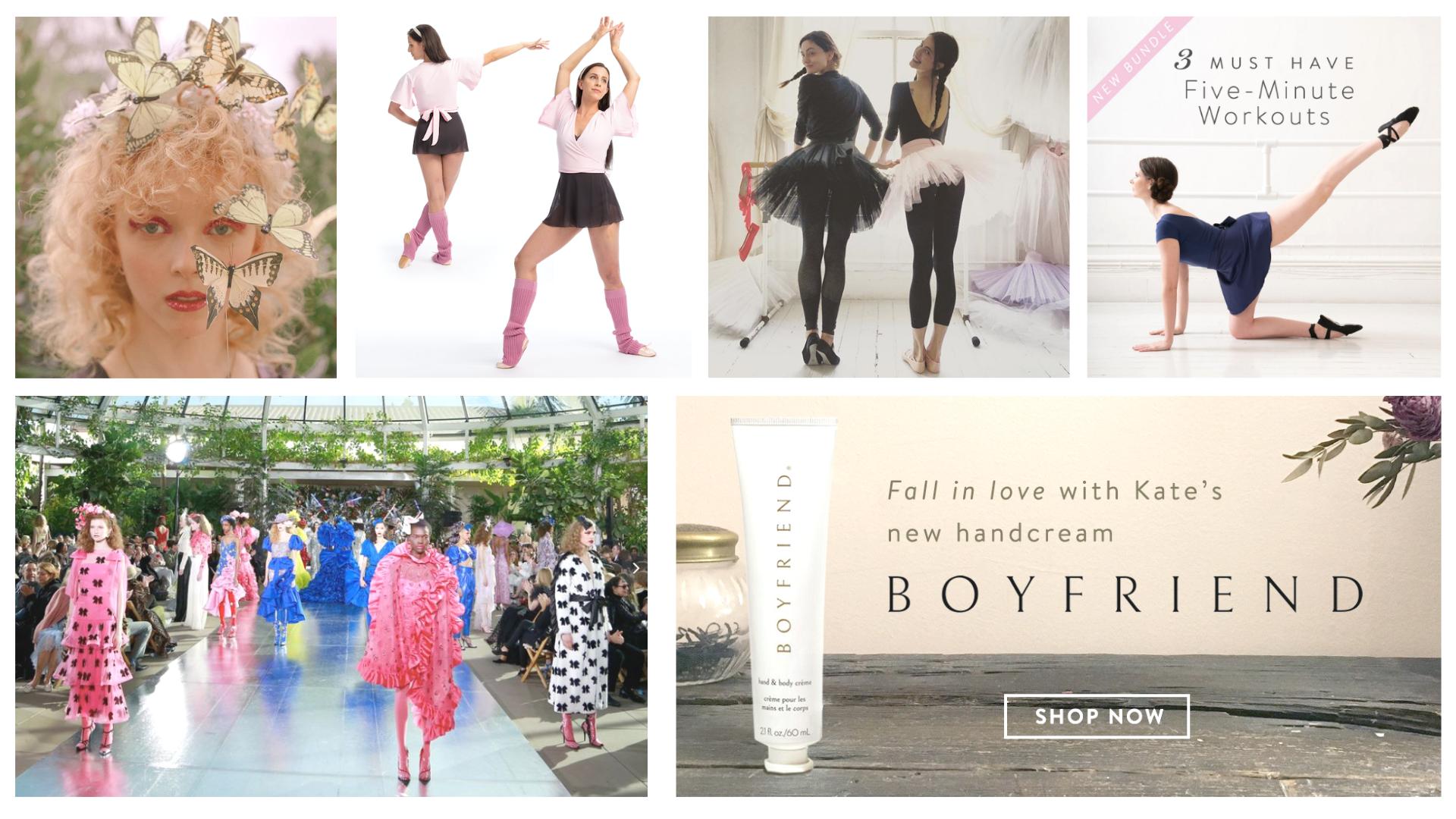 Ballet Beautiful Buzz March 2019