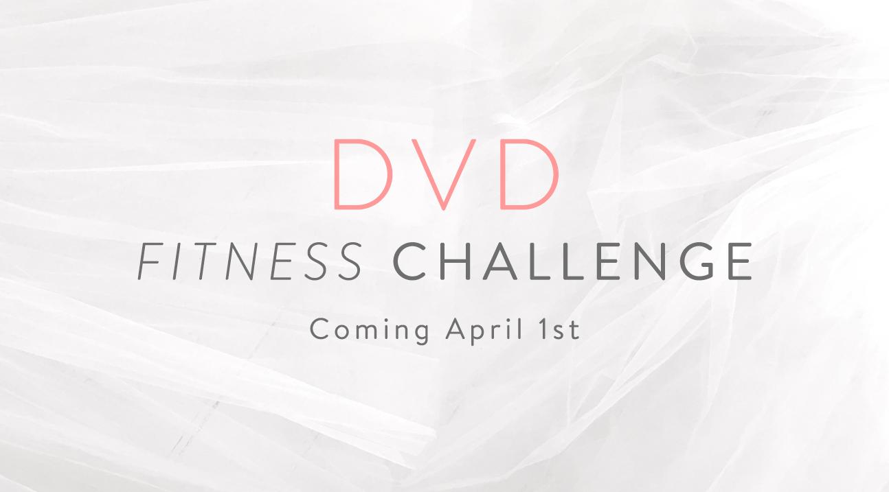 Ballet Beautiful DVD Challenge