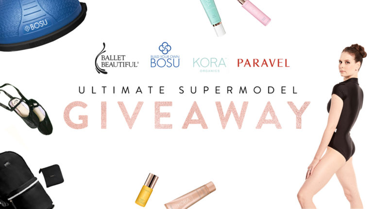 Ultimate Supermodel Giveaway