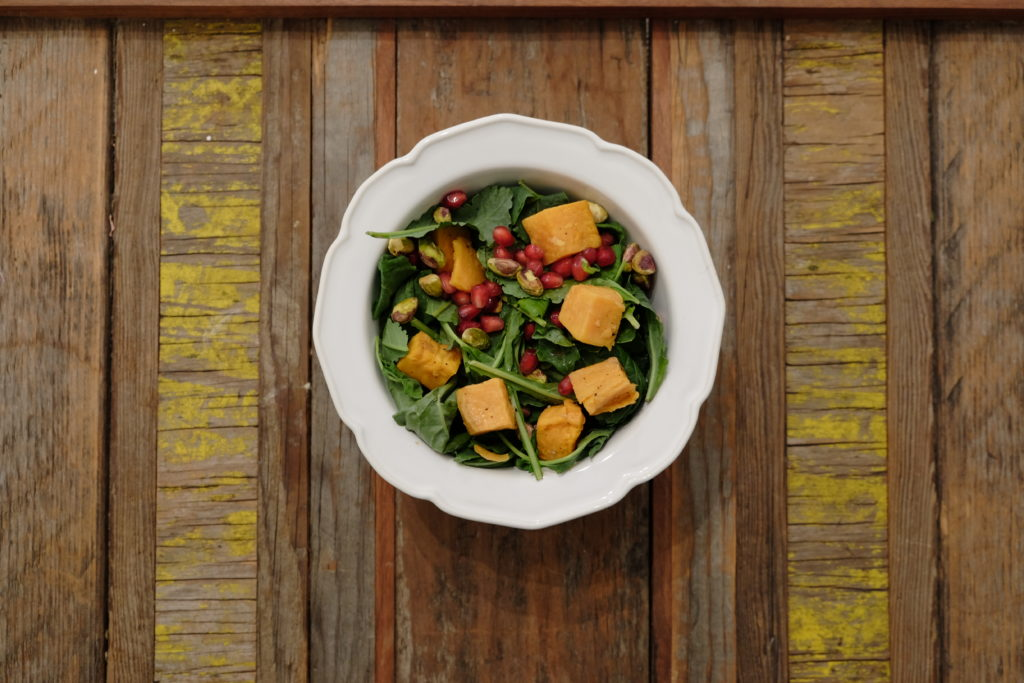 Vegan Sweet Potato Salad