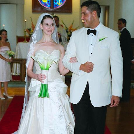 Mary Helen's Wedding