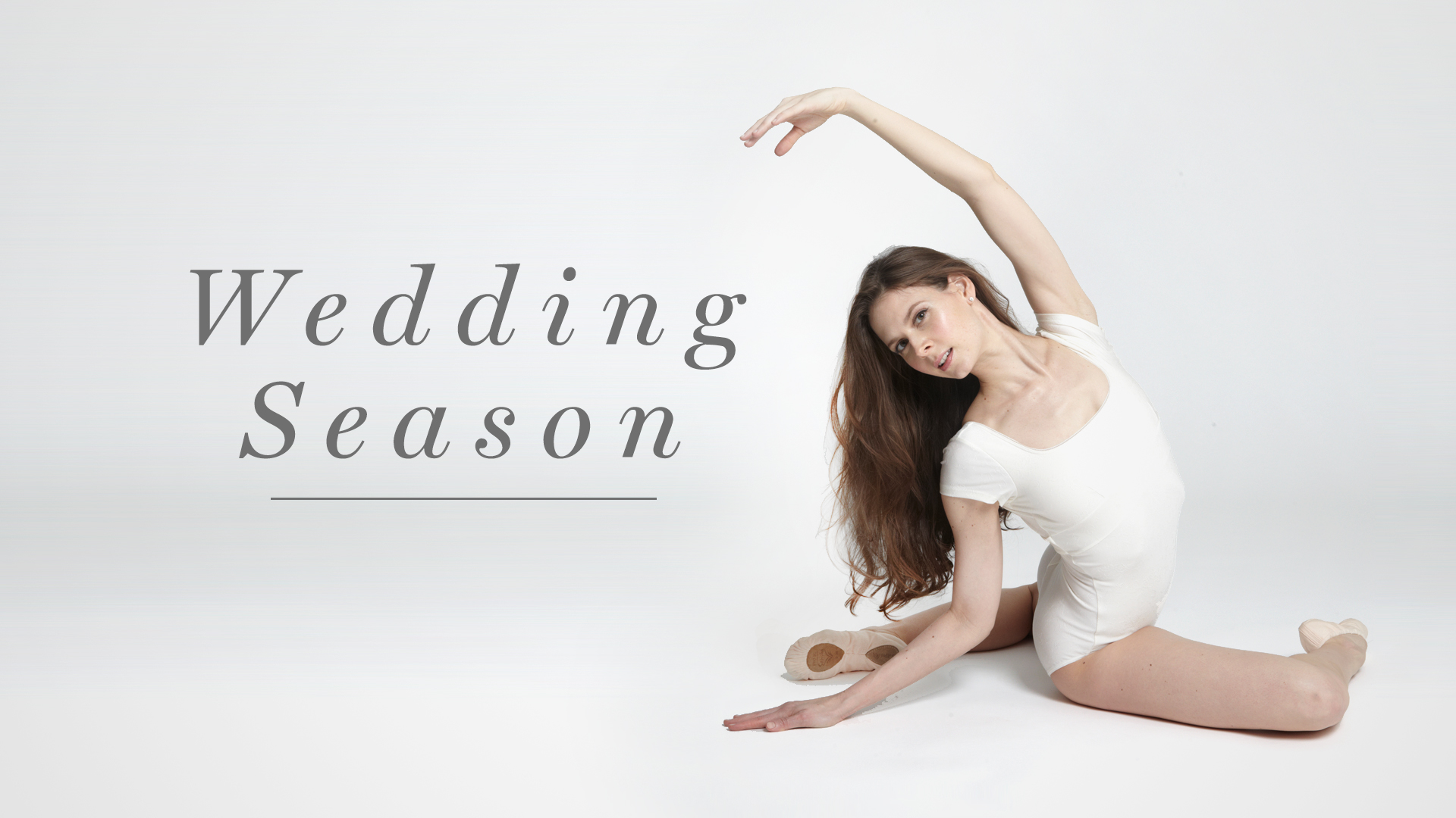Bridal Season is Officially On!