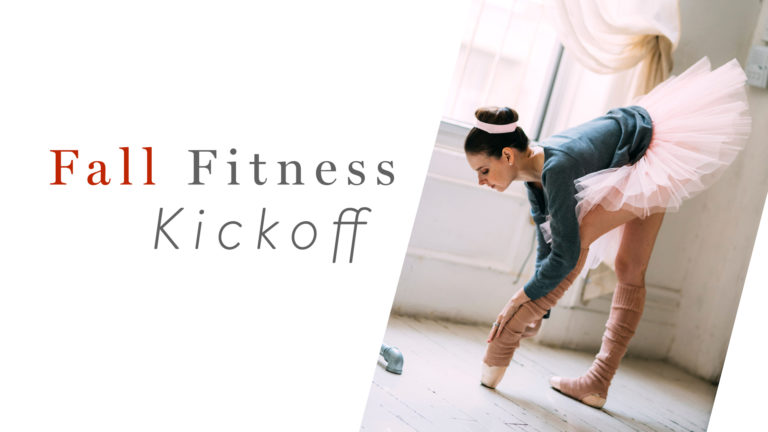 Fall Fitness Kickoff