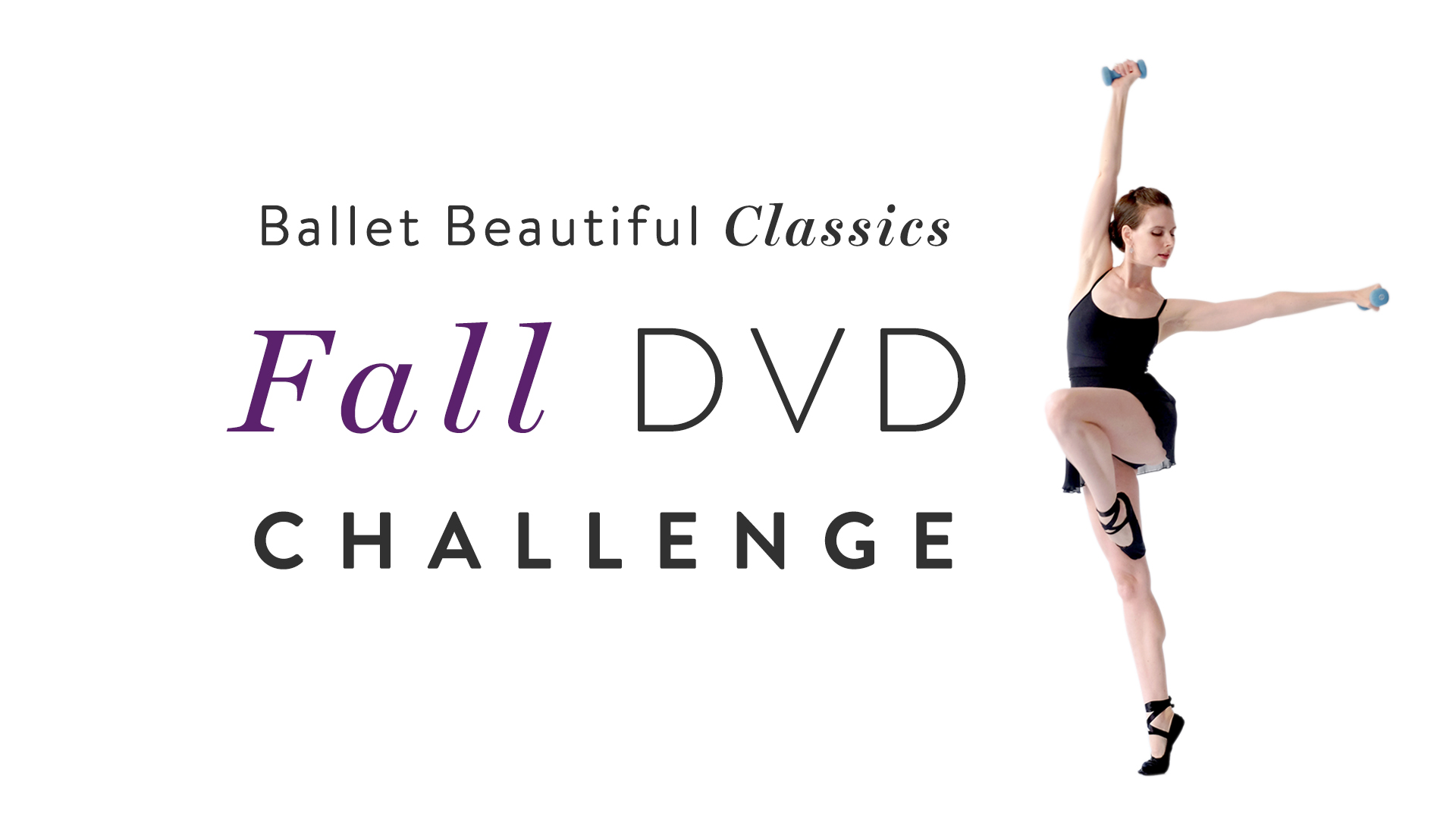 Fall DVD Challenge Coming Soon!