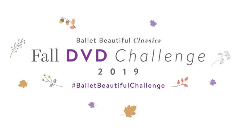 Fall DVD Challenge!