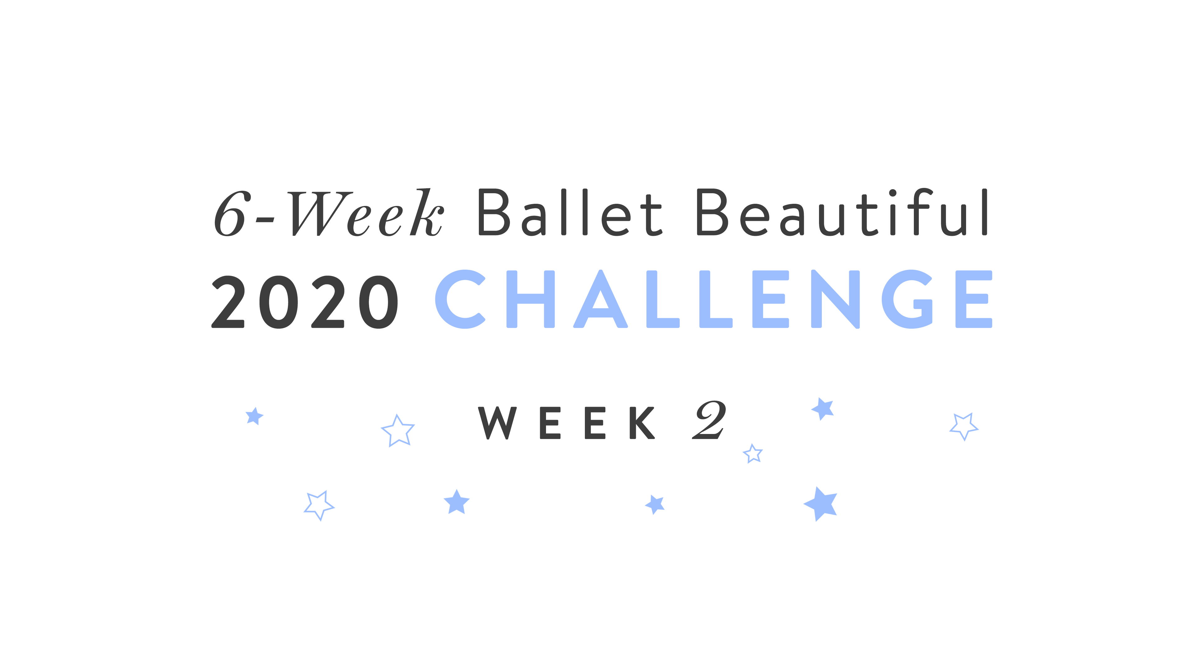 6-Week Challenge: Week 2