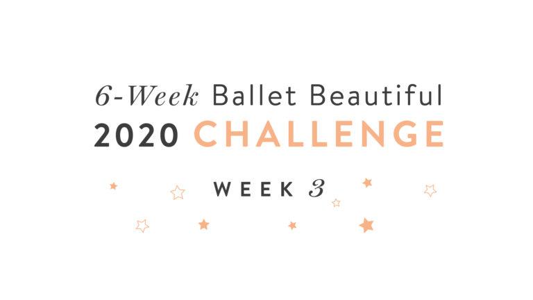 6-Week Challenge: Week 3