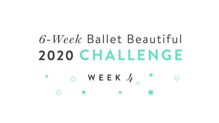 6-Week Challenge: Week 4
