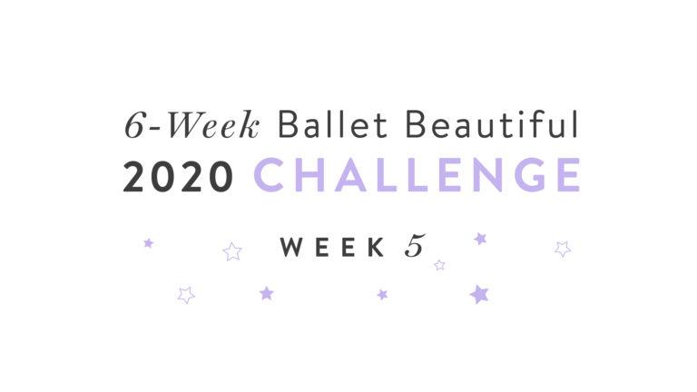 6-Week Challenge: Week 5