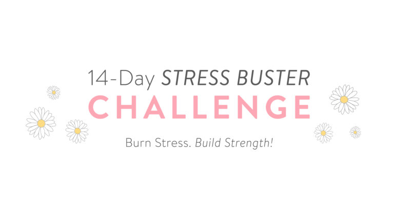 14-Day Stress-Buster Challenge!