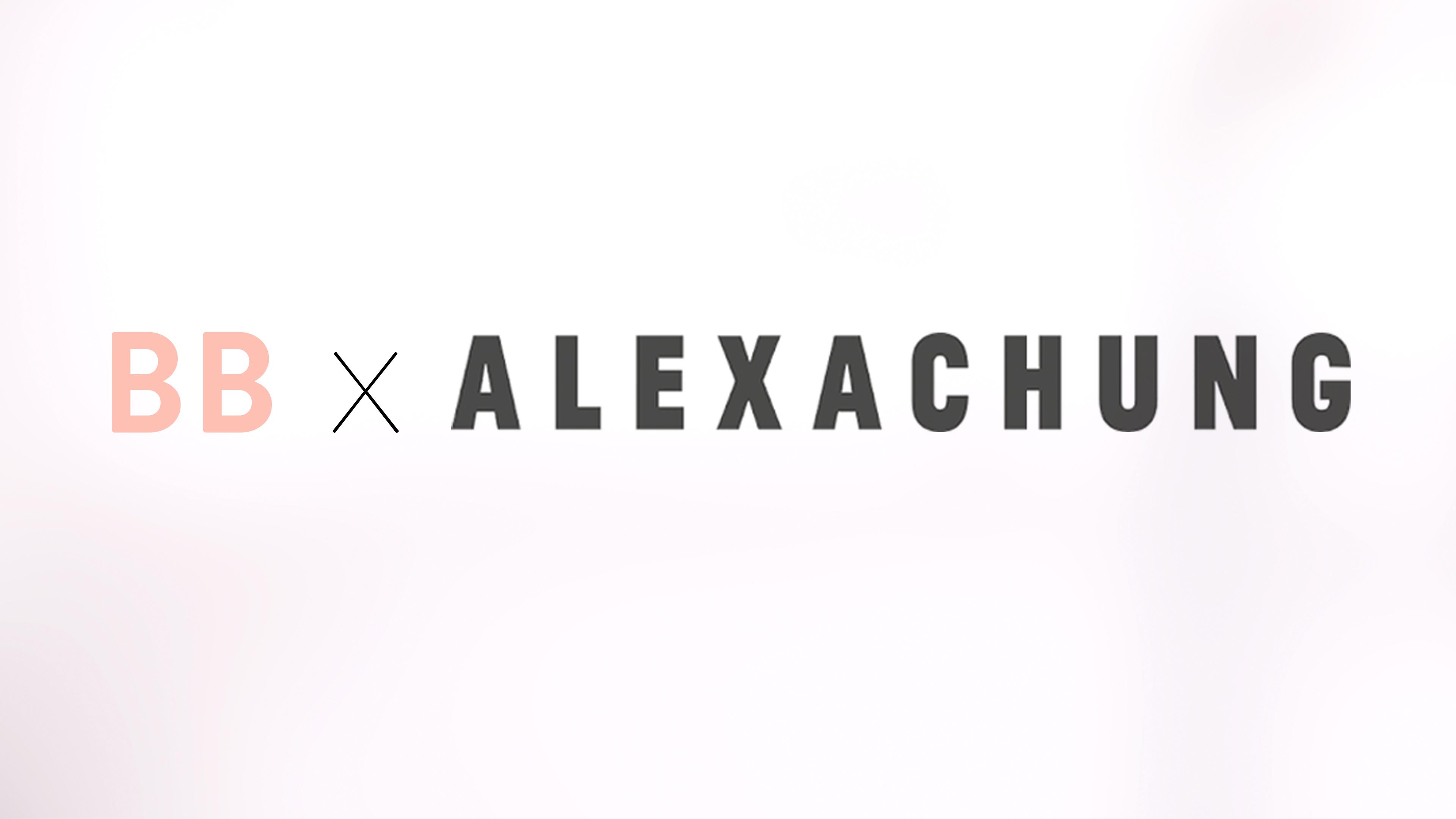 Alexa Chung at Ballet Beautiful!